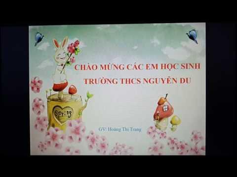 Tin học 7   Bài 9 Trình bày dữ liệu bằng biểu đồ   GV Hoàng Thị Trang