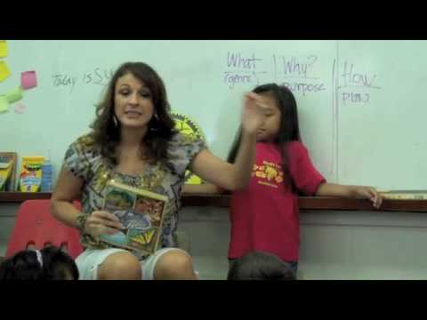 Mauka Lani Elementary School_1st Grade - Whale & Dolphin Lesson.m4v