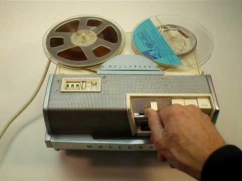 Wollensak ReeltoReel Tape Recorders for sale  eBay