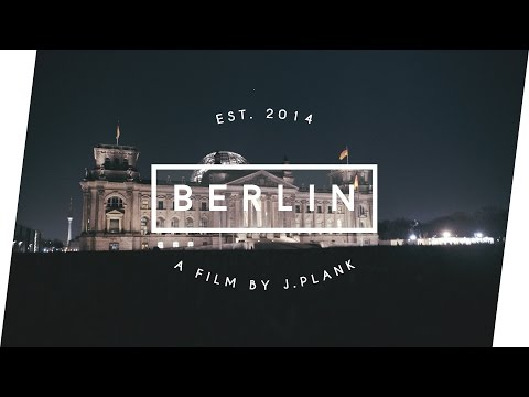 NIGHT VISION OF BERLIN | Jonah Plank