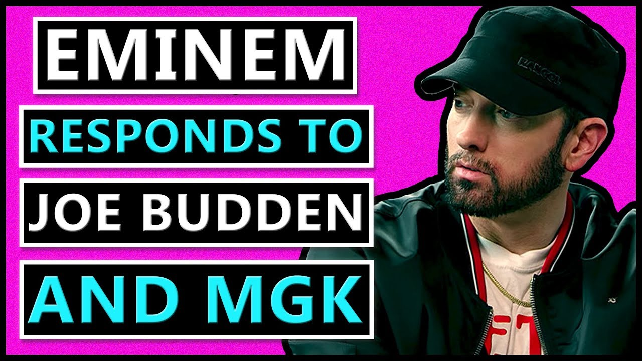 Eminem puts Machine Gun Kelly back in the crosshairs with new track 'Killshot'