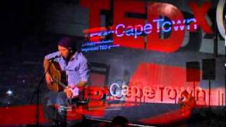 Loop de loop: Ard Matthews at TEDxCapeTown