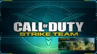 Call of Duty®: Strike Team - Walkthrough - Mission 10: Guardian Angel