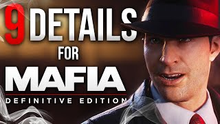 9 More Details For The Mafia 1 Remake
