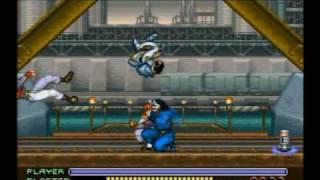 Snes Underrated Gem: Ninja Warriors (Again)