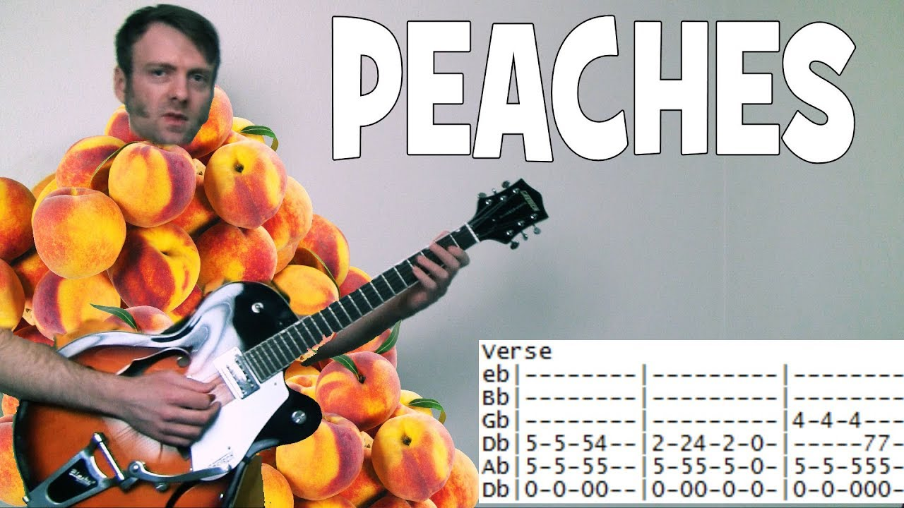 How To Play Peaches Presidents Of The United States Of America