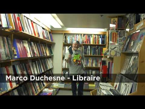 Marine Blandin - Résidence croisée de création en bande dessinée Québec-Bordeaux (2017)