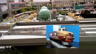 鉄道模型Nゲージ 高級車151系パーラーカー