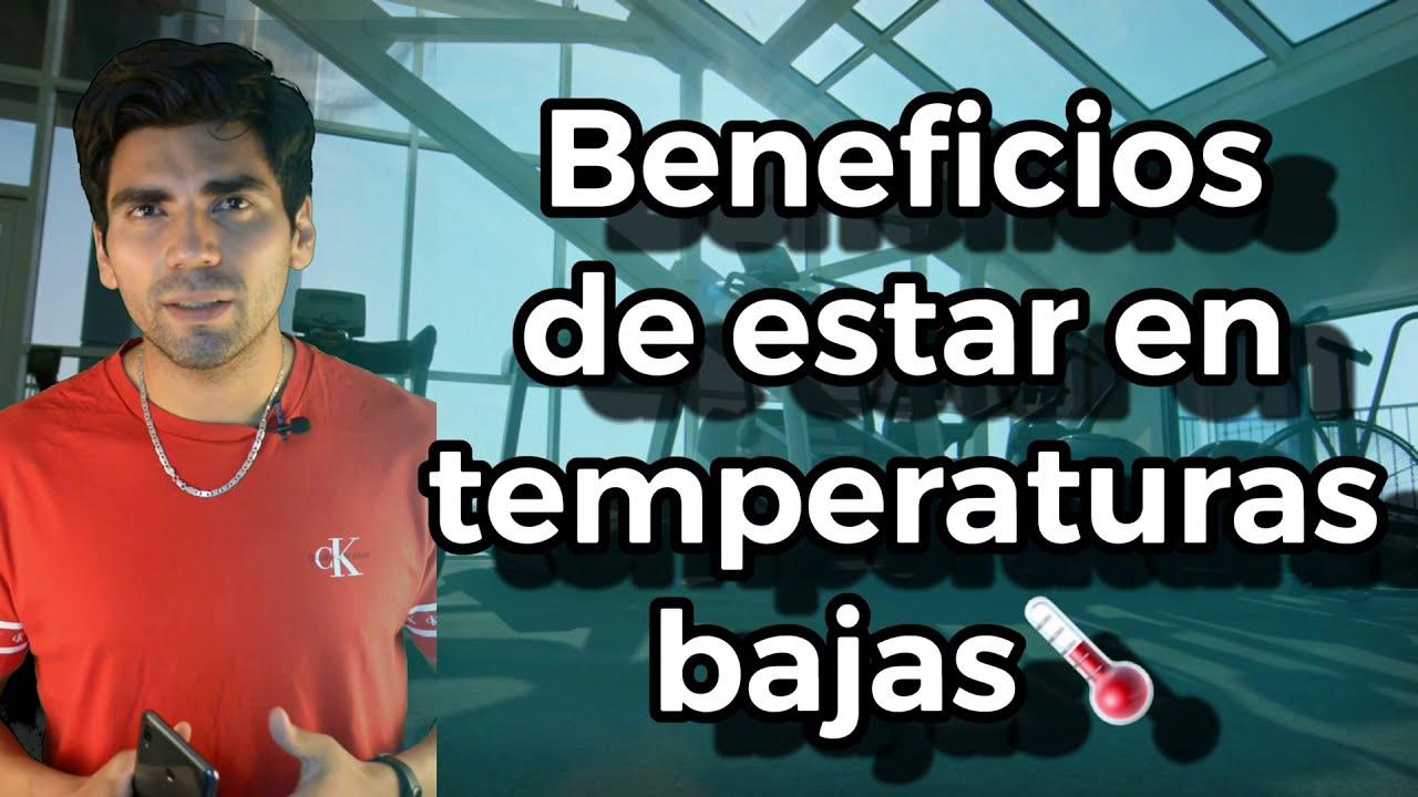 Crioterapia deportiva CASERA/ Beneficios del FRIO para el cuerpo 🏆🧘🏋️♂️