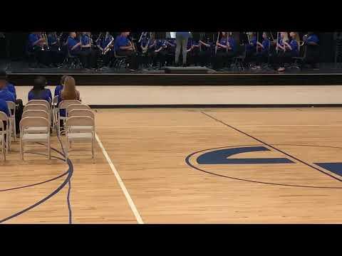 Cape fear middle school 7 grade band