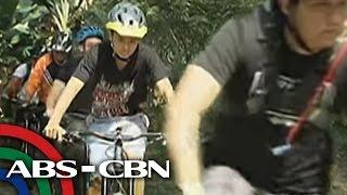 Bandila: Benepisyong dulot ng mountain biking