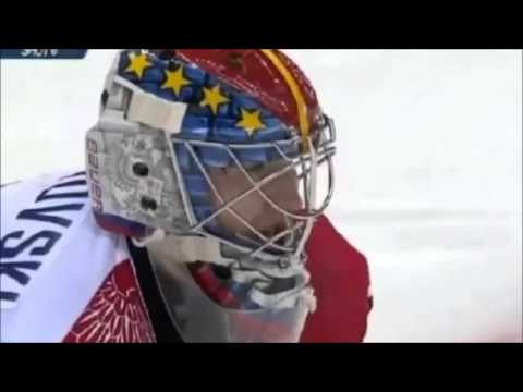 "Miracle on Ice ""Again"" scene staring TJ Oshie"