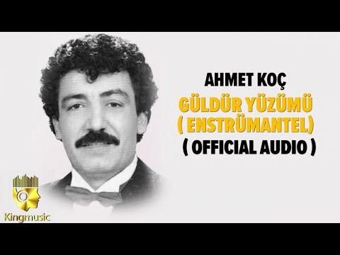 Ahmet Koç - Güldür Yüzümü - Enstrümental ( Official Audio )