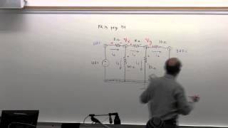 EGGN 281 Lecture 6 - Intro to Node-Voltage Method