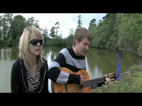 The Subways - Oh Yeah // Lakeside Acoustic Session @ Kendal Calling 2010