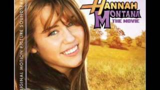 Spotlight- Hannah Montana Movie Full HQ Song with lryics!