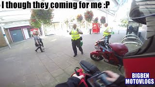 #44 Competitions & Being Paranoid!! On a Yamaha MT-125!!