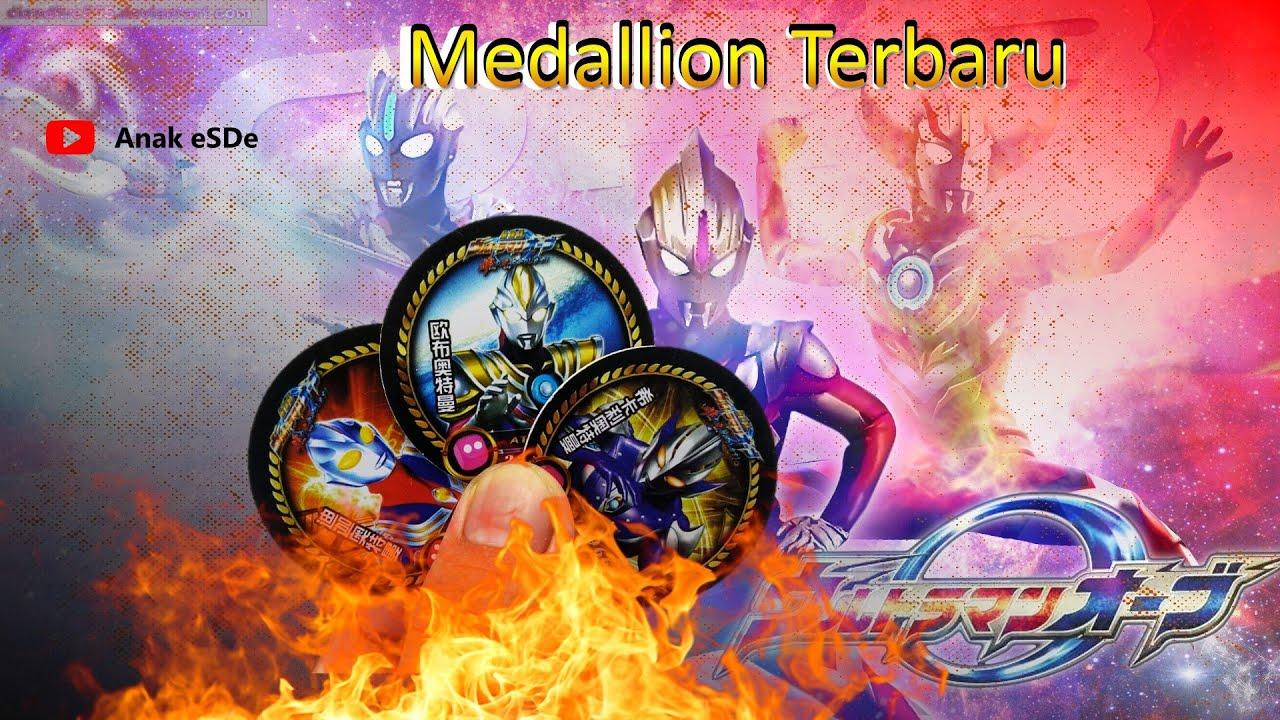 MEDALLION TERBARU - PARAH !! ini sih wajib di koleksi - Anak eSDe