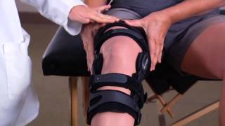 Breg's Fusion® OA Plus Knee Braces Patient Video