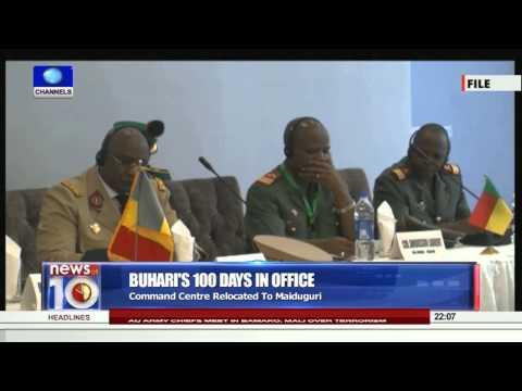 news@10:-president-buhari's-100-days-in-office-05/09/15-pt-1