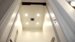 Home Elevator Automatic Slim Doors | Savaria Mobility Products