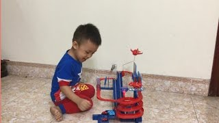 Lightning Mcqueen Toys | Cars Toys | The Surprise For Kids