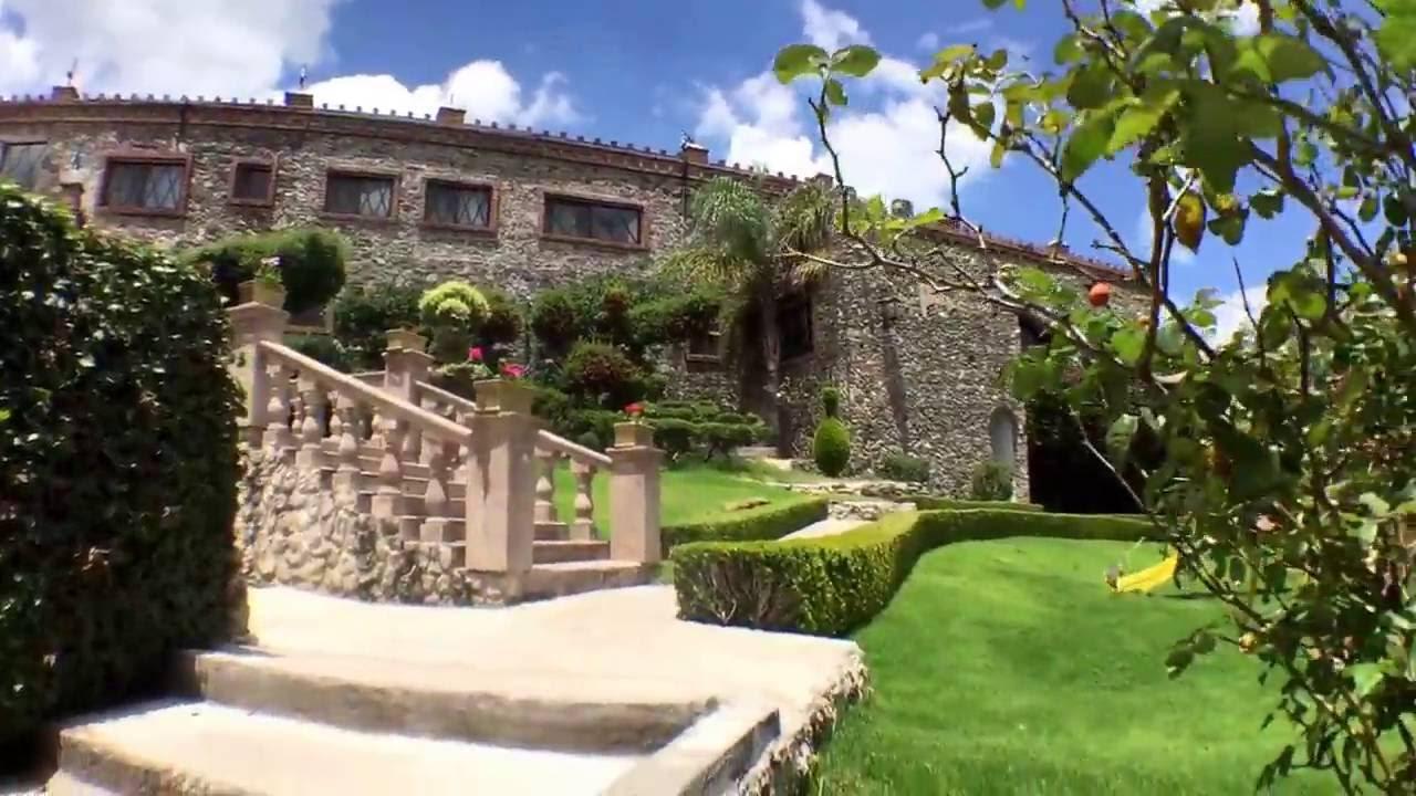 Hotel castillo sta cecilia guanajuato youtube - Hotel castillo de ayud ...