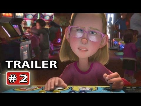 Wreck it Ralph Trailer # 2 - YouTubeWreck It Ralph Trailer 3