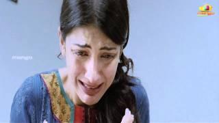 3 Movie Scenes   Shruthi Hassan Crying for Dhanush