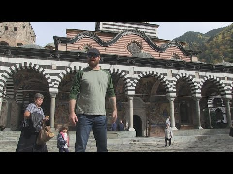 Travel Geek Short: Rila Monastery, Bulgaria