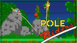 RIDING POLES   Pole Riders (with Zerkaa)