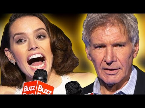 """Star Wars"" Cast Members Do ""Star Wars"" Impersonations"