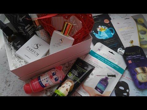 Новый аромат и посылка с корейской косметикой! S PARFUM / CherryBerry