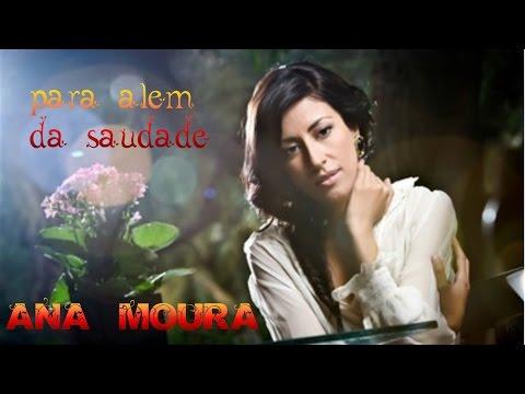 Ana Moura & Tim Ries *Para Além da Saudade #15* A sós com a noite
