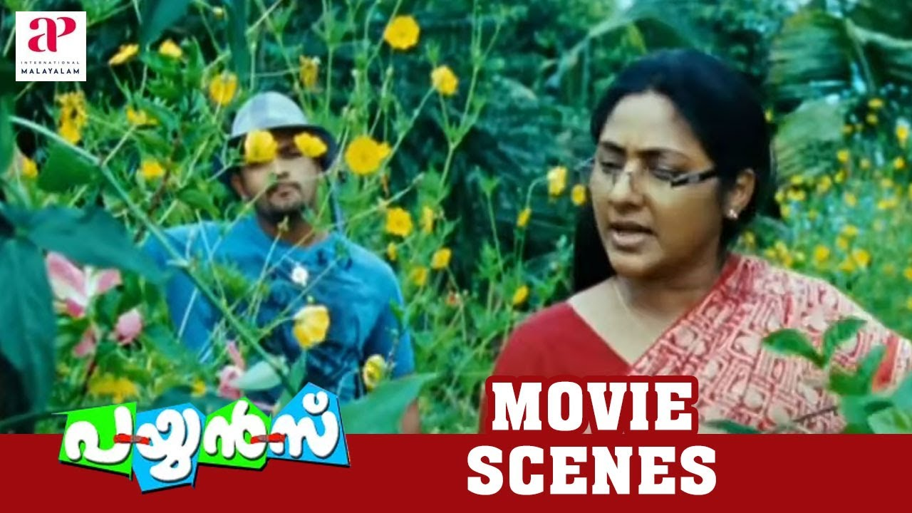 Payyans Malayalam Movie Scenes | Rohini Explains How She Met Jayasurya's Dad | API Malayalam