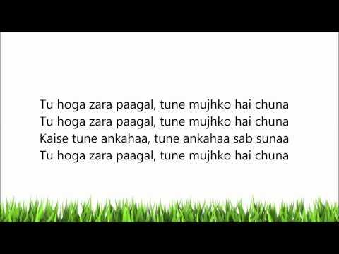 Moh Moh Ke Dhaage- LyricsIDum Laga Ke HaishaIMonali Thakur, Anu Malik