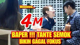 BAPER !!! TANTE HOT DI BIKIN GULING-GULING DUET MAUT MUHAMMAD SIDIQ & TRI SUAKA
