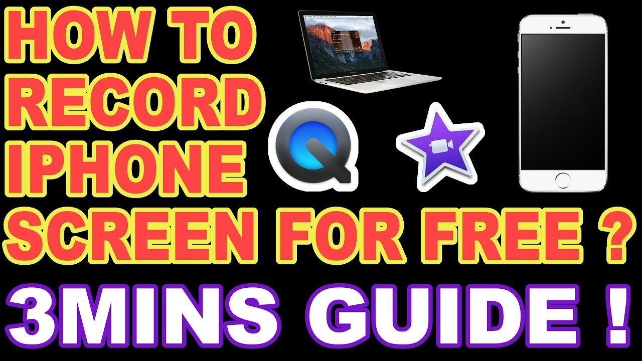 how to record iphone screen free how to record iphone screen for gameplay 7570