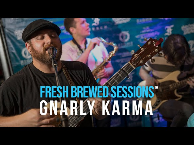 Fresh Brewed Sessions | Gnarly Karma | Take