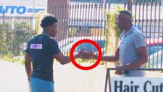 Funniest Prank in The Hood - Hilarious Public Prank 2017
