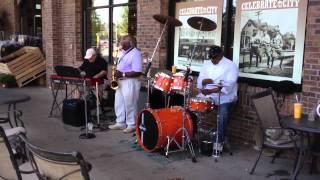 Street music in Buffalo