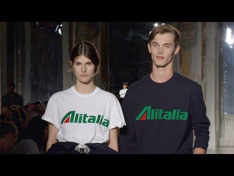 Alberta Ferretti  Resort 2019 Full Fashion Show  Exclusive