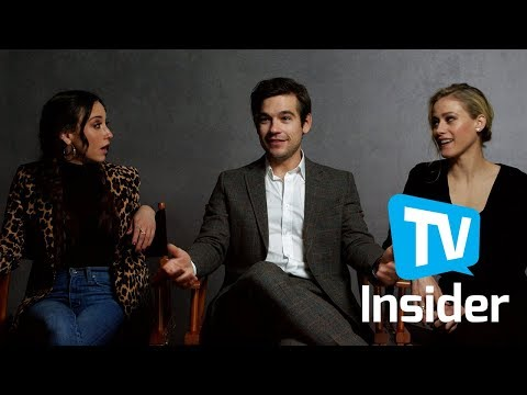 'The Magicians' Cast Talk Season 3, The Muntjac & More  TV Insider