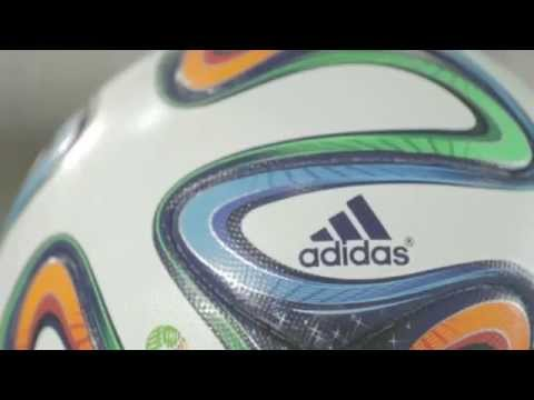 adidas Brazuca Production