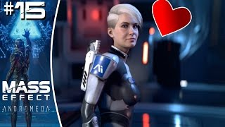 """Sexy Cora ist """"experimentierfreudig"""" - Let's Play Mass Effect Andromeda #15"""
