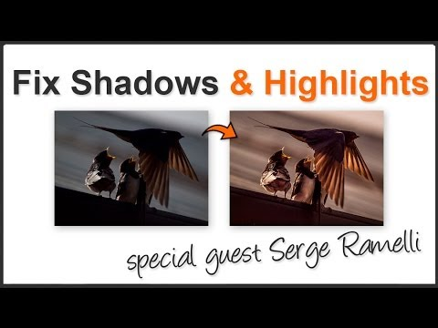 How to fix shadows and highlights in Lightroom - Guest ...