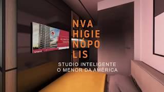 Мини квартира-студия 10 m² / самая маленькая квартира-студия / квартира-трансформер