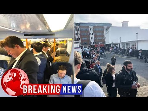 South Western Railway Train Strikes Cause Travel Misery For Thousands Of Passengers