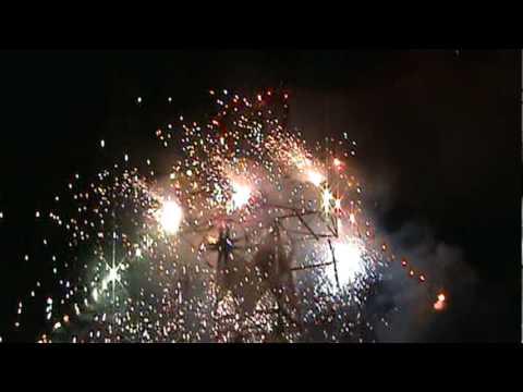 Juegos Pirotecnicos Ambato Ecuador 032406785 Youtube