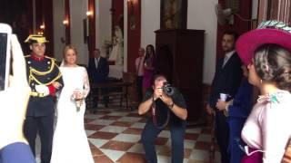La Isla del Amor en la boda de Diego y Lorena